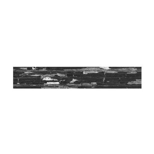 Gres szkliwiony PALAU BLACK 15 X 90 ABSOLUT KERAMIKA