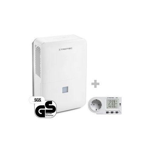 Osuszacz powietrza TTK 127 E + Miernik kosztów zużycia energii BX11 (4052138087107)
