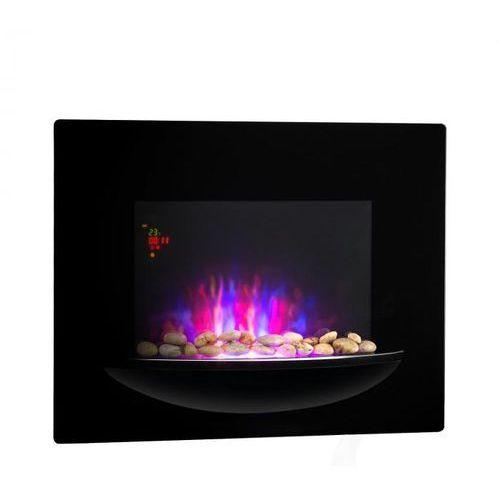 Klarstein feuerschalekominek elektryczny ścienny imitacja płomieni (4260509681339)