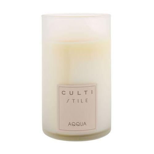 Culti stile aqqua świeczka zapachowa 1200 g unisex