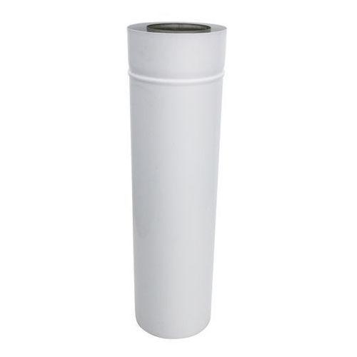 Rura 2-ścienna 60/100 mm biała 0,5 m marki Spiroflex