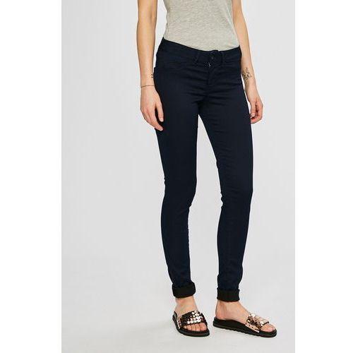 - spodnie pixie marki Pepe jeans