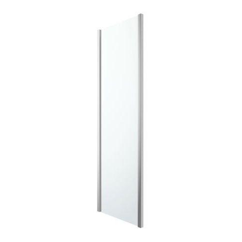 Goodhome Ścianka prysznicowa beloya 70 cm chrom/transparentna