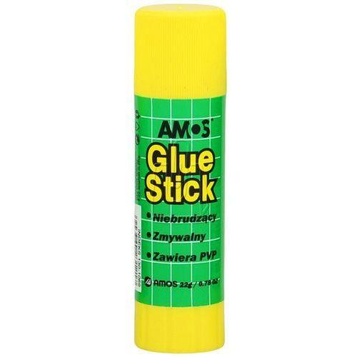 Klej w sztyfcie 22 g. Glue Stick Amos 20 szt. (5903364231217)