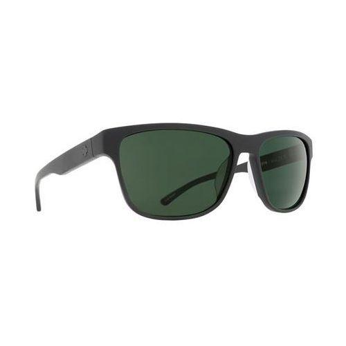 Spy Okulary słoneczne walden polarized walden matte black - happy gray green polar