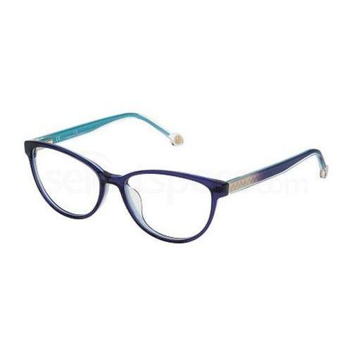 Carolina herrera Okulary korekcyjne vhe724 0j62
