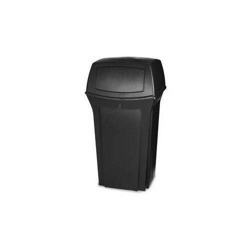 Pojemnik na odpady (pe), ogniotrwały,poj. 133 l, szer. x wys. x głęb. 546 x 1041 x 546 mm marki Rubbermaid