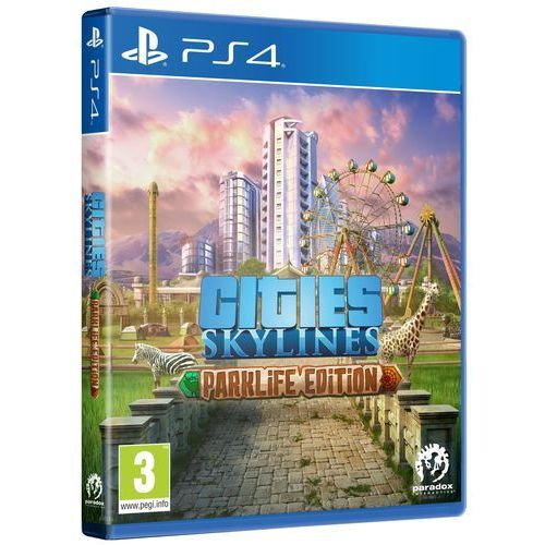 Cities Skylines (PS4)