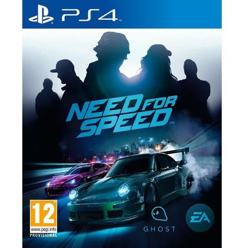 EA Games gra Need for Speed na konsolę Play Station 4