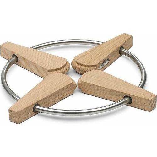 Podstawka pod gorące naczynia bollard drewno dębowe (s1820350) marki Skagerak