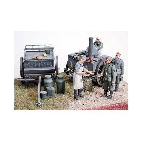 Tamiya German Field Kitchen Scenery (4950344995752)