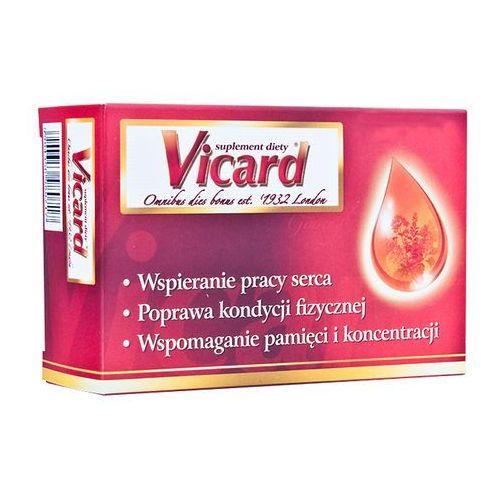 Tabletki Vicard 30 draż.
