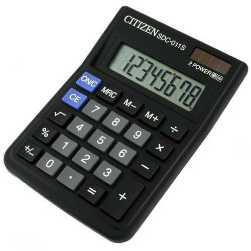 Citizen Kalkulator  sdc 011s