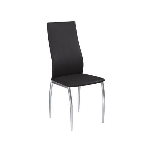 Nowoczesne krzesło H-801 black
