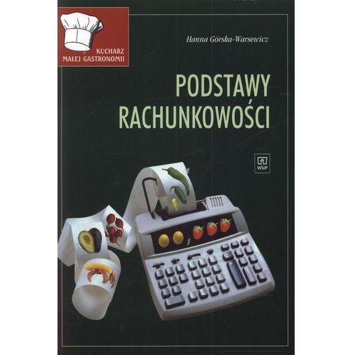 Kucharz małej gastronomii Podstawy rachunkowości (9788302094057)