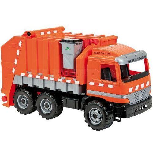 LENA Duża śmieciarka Actros 74 cm, ZL-02059