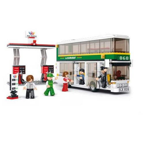 Sluban TOWN Town autobus piętrowy M38-B0331