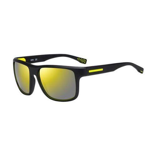Okulary Słoneczne Boss by Hugo Boss Boss 0799/S Polarized UDK/C4, kolor żółty