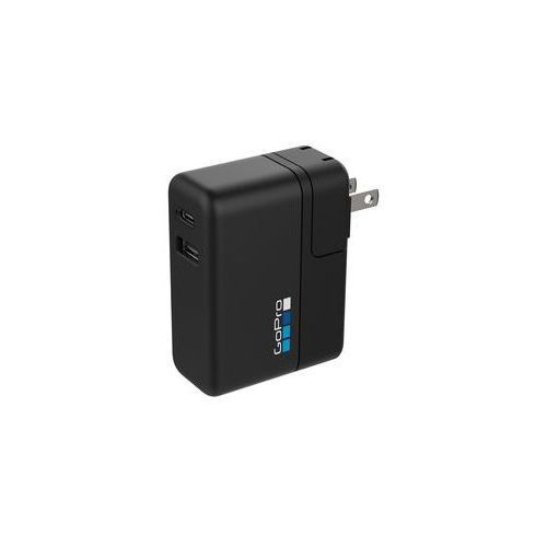 Ładowarka GOPRO AWALC-002 Supercharger (Dual Port Fast Charger), towar z kategorii: Ładowarki i zasilacze