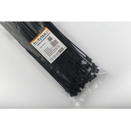Opaska zaciskowa 750 x 9,0 mm / trytytka czarna marki Tretytka