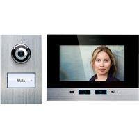 M-e modern-electronics Domofon , kompletny zestaw, interkom drzwiowy, dom jednorodzinny