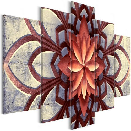 Artgeist Obraz - wiatrak (5-częściowy) szeroki