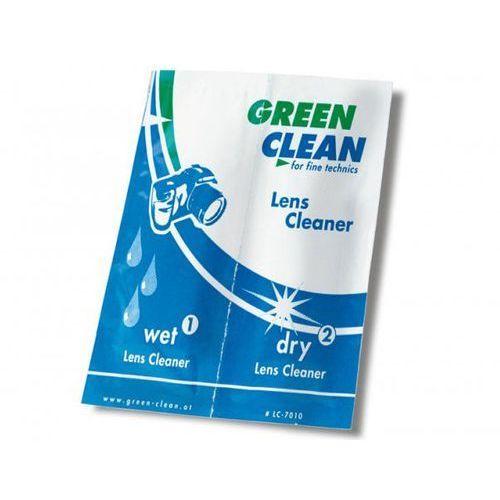 Green Clean zestaw optyki - ściereczka mokra i sucha 10 szt., kup u jednego z partnerów