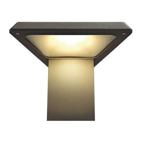 Trapecco lampa stojąca, antracyt, 10w smd led, 3000k, ip44, 231765 marki Spotline