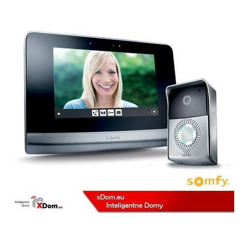 Somfy Zestaw wideodomofon v500 rts