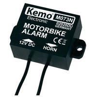 Kemo Moduł alarmowy - zestaw do motoru  m073n, maks. 25 v / dc (4024028030739)