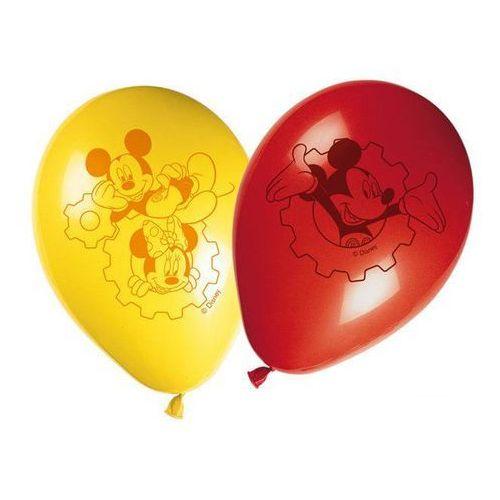 Procos Balony urodzinowe myszka mickey - 28 cm - 8 szt