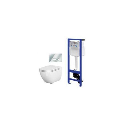 hi-tec caspia zestaw podtynkowy do wc clean on s701-200 marki Cersanit