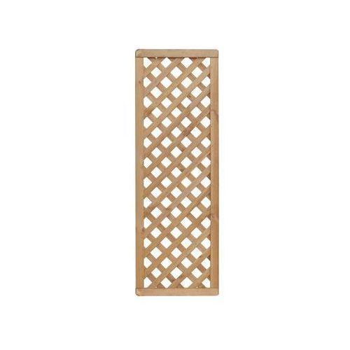 Płot kratkowy 59x179 cm drewniany MALVA WERTH-HOLZ (5902860160472)