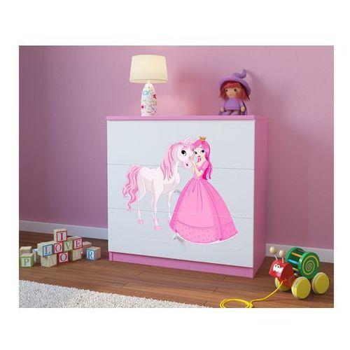 Kocot-meble Komoda dziecięca  babydreams księżniczka i konik kolory negocjuj cenę