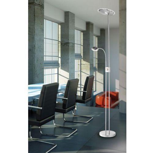 Leuchten direkt Leuchten-direkt adrian lampa stojąca led stal nierdzewna, 1-punktowy - nowoczesny/design - obszar wewnętrzny - adrian - czas dostawy: od 4-8 dni roboczych (4043689911621)
