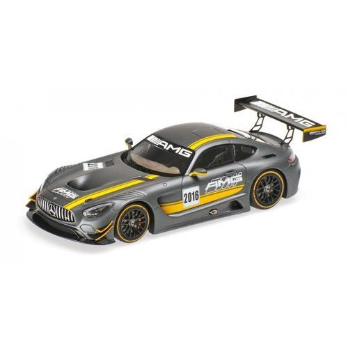 Mercedes-Benz AMG GT3 2016 Presentation IAA Frankfurt 2015 - DARMOWA DOSTAWA!