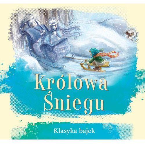 Klasyka bajek Królowa Śniegu (8 str.)