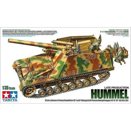 Tamiya Model plastikowy hummel late production (4950344353675)