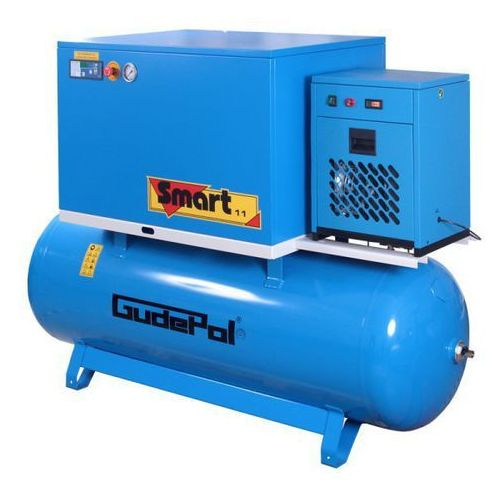Gudepol  gd smart 15/13-500/15-vt kompresor śrubowy