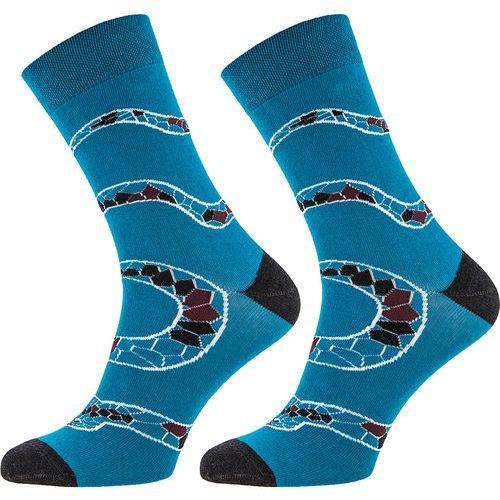 Skarpetki Freak Feet LWAZ-BLG, bawełna