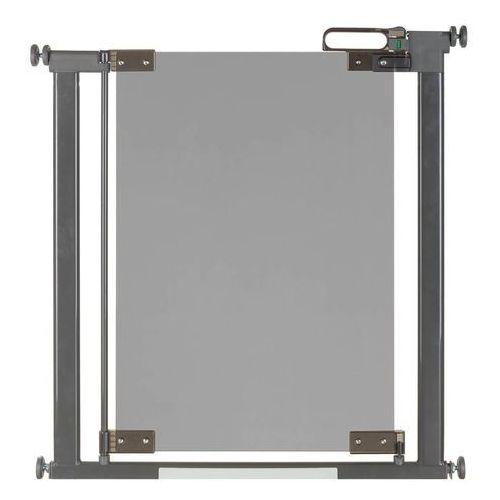 Reer Bramka rozporowa puristic plexi +2roz 76-96cm - bramka + 2 roz. (76,0 - 96cm) (4013283460313)