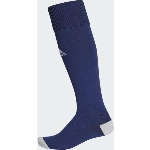 Getry adidas Milano 16 – 1 para AC5262, kolor niebieski