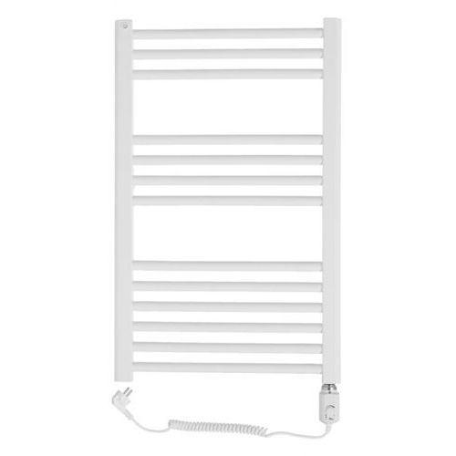 Thomson heating Grzejnik łazienkowy wetherby wykończenie proste, 500x800, biały/ral -