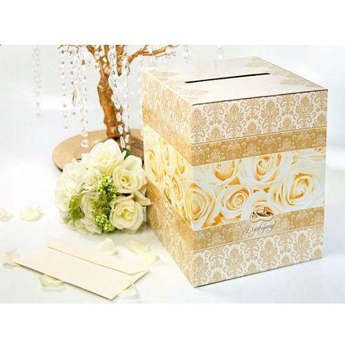 Pudełko na koperty z życzeniami, prezentami - 1 szt. (5901157436320)