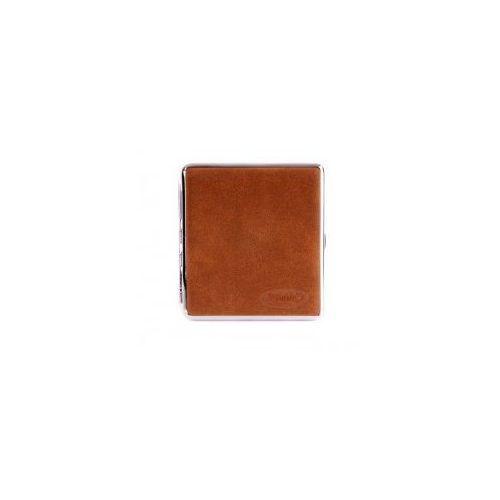 Papierośnica metalowa 4 kolory 0410626 marki Atomic