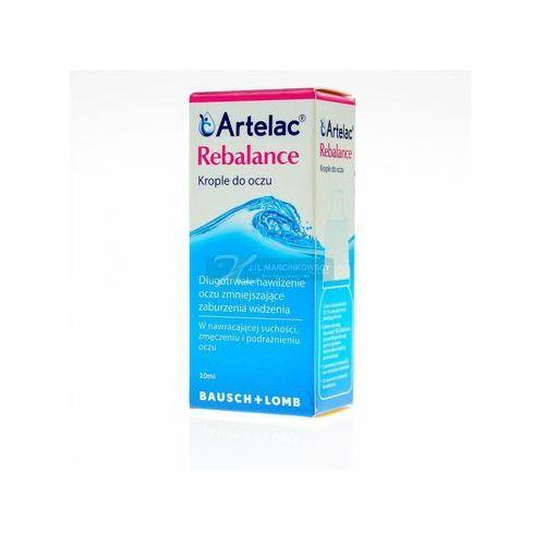 Artelac Rebalance, krople do oczu, 10ml, 30503