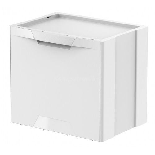 Meliconi Kosz do segregacji Ecocubes 22L White - 8006023266838- natychmiastowa wysyłka, ponad 4000 punktów odbioru!