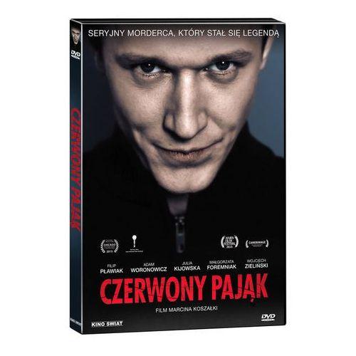 Czerwony pająk (DVD) (5906190324627)