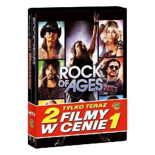 Hity Warner Bros (Niewiarygodny Burt Wonderstone, Rock of Ages)