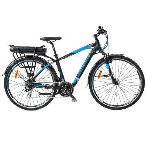 Crussis Trekkingowy rower elektryczny Crussis e-Gordo 3.2, 18. Najniższe ceny, najlepsze promocje w sklepach, opinie.
